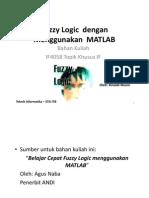 Fuzzy Dengan Matlab