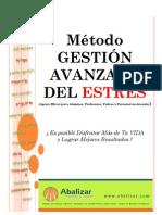 130317 ABZ Metodo Gestion Avanzada Estres Comunidad Educativa