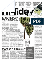 Hi-Tide Issue 6, March 2013