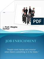 Human Resource Management (Job Enrichment)