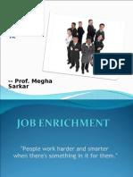 Human Resource Management (Job Enrichment)