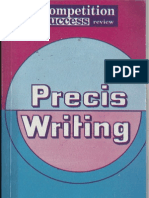 Precis Writing By R.Dhillon.pdf