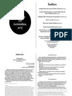 La Leonidas 2 Original PDF
