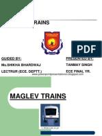 Maglev Trains (1)