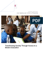 OLPC Rwanda Country Case
