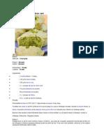 Moelleux Pistache Et Citron Vert