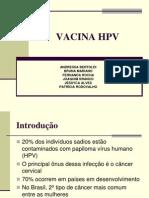 Vacina Hpv -2