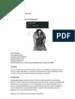 Ficha Del Libro - Cervantes