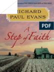 A Step of Faith by Richard Paul Evans - Special Preview!