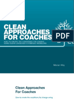 Clean Approaches for Coaches