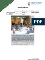 Informe de prensa semana del 28 de marzo al 04 de abril de 2013