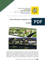 Velazquez y Rodriguez Centro Urbano Para Relajacion y Descanso