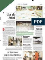 2001.01.02 - Primeiro Acidente Nas Estradas - Estado de Minas