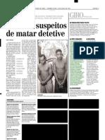 2001.04.30 - Sepultadas em Três Corações duas vítimas de acidente na BR-381 - Estado de Minas