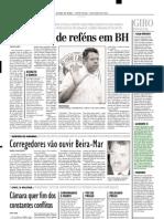 2001.05.18 - Uma Pessoa Morreu e Duas Ficaram Feridas - Estado de Minas