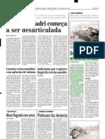 2001.07.11 - Quatro Pessoas Morrem Em Acidentes No Estado - Estado de Minas