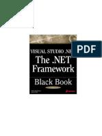 Corious - Visual Studio .NET-The .NET Framework Black Book