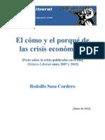 0070 Sosa Cordero - El Como y El Porque de La Crisis Economica