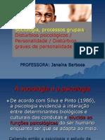 Disturbio de Pessonalidade Direito 2013 OK!