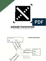 Presentación de Paisaje Transversal en Eginbook