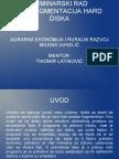 Milena Vukelic Power Poin Prezentacija