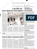 2001.12.10 - Vítima no Km 591 da BR-381 - Estado de Minas