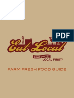 2013 Farm Fresh Food Guide