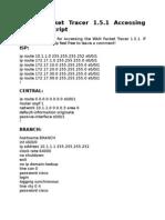 EWAN Packet Tracer 1.5.1 Accessing the WAN Script