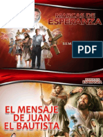 2-El Mensaje de Juan El Bautista