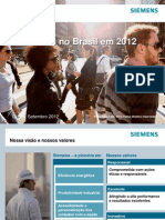 Siemens No Brasi 2012