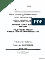 Winters-Davis Flight Strip