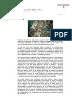 La constitución congelada. Massimo Villone · · · · ·