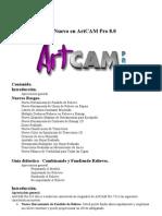 Artcam Pro8.0 Es