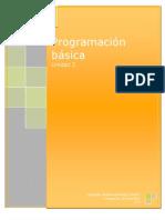 Unidad 2 Lenguajes de Interfaz