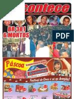 BR-381 - 06 Mortos - Jornal Acontece - 20.03.2009