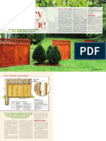 Handy Privacy Fence
