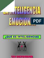 INTELIGENCIA  EMOCIOAL