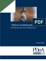 Visita Domiciliaria Derecho