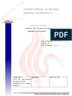 Protocolo Clinico Doenca Orificial