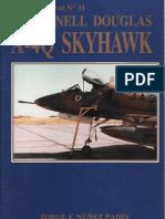 A 4Q Skyhawk Argentina