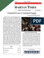the spartan sun