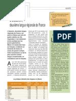 L'Alsacien, deuxième langue régionale de France selon l'INSEE.pdf