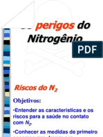 Riscos Do Nitrogenio