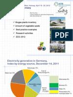 Country Report Germany Bernd Linke Moss 04-2012