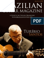 Brazilian Guitar Magazine