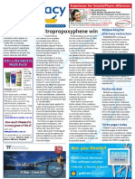 Pharmacy Daily for Tue 09 Apr 2013 - Dextropropoxyphene, APC committee, Mildura hospital pharmacy, Guild update and much more