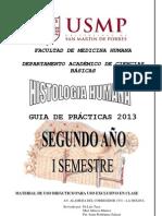 Guia de Practica Histologia 2013-i