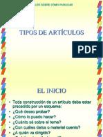 CONFECCIÓN ARTÍCULO