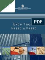 exportação passo a passo 2012