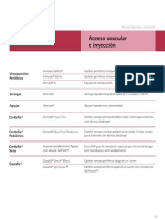 Acceso Vascular e Inyeccion 2012